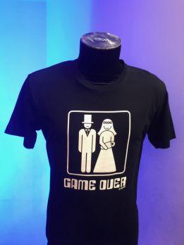 T-shirt 158-Zwart-S