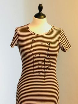 T-shirt RETROTOP 951